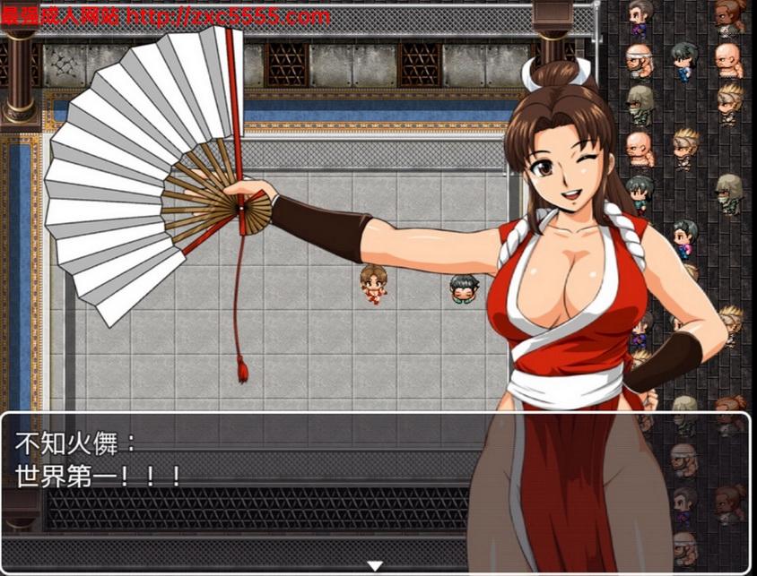 【RPG纸片人汉化】不知火传说:宿敌篇!PC+安卓汉化DL正式版【1.3G】 2